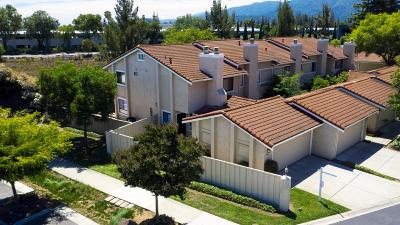 Condo/Townhouse For Sale: 440 W Hacienda Avenue