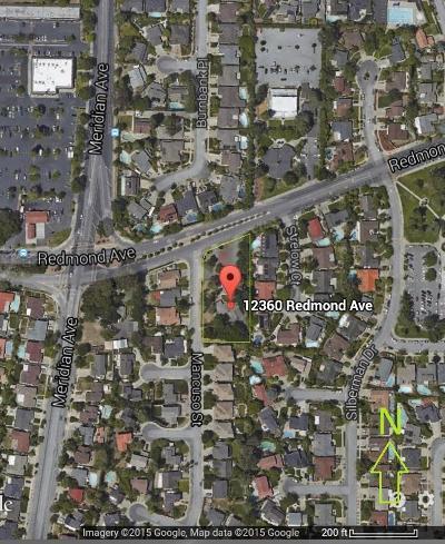 San Jose Residential Lots & Land For Sale: 12360 Redmond Avenue