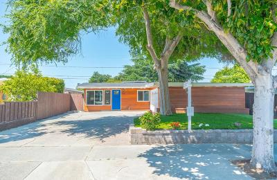 Sunnyvale Single Family Home For Sale: 735 Lakewood Drive
