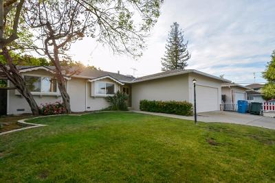 Cupertino Single Family Home For Sale: 1373 Poppy Way
