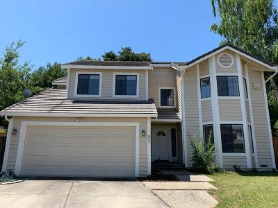 Cupertino Single Family Home For Sale: 957 Vernie Court