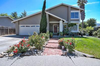 Gilroy Single Family Home For Sale: 990 Hoxett Street