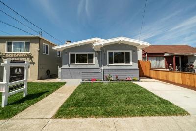 Berkeley Single Family Home For Sale: 2770 Dohr St.