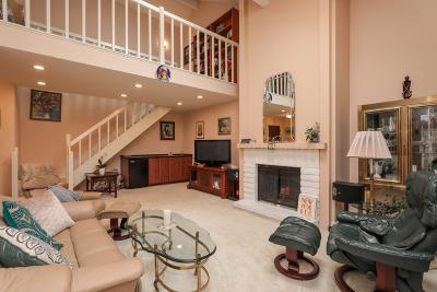 Mountain View Condo/Townhouse For Sale: 1963 Rock Street #16
