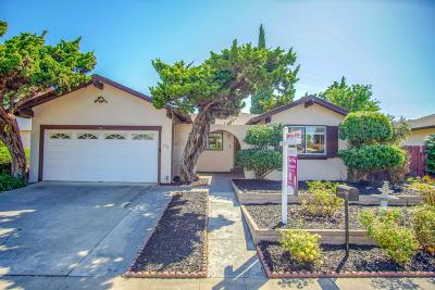 Milpitas Single Family Home For Sale: 1776 Starlite Drive