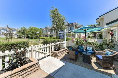 Fremont Condo/Townhouse For Sale: 5125 Shalimar Circle