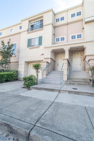 Milpitas Condo/Townhouse For Sale: 1453 Gingerwood Drive