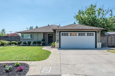 Mountain View Single Family Home For Sale: 1325 Marilyn Place