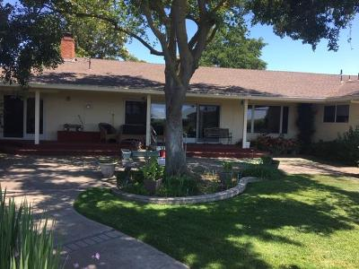 Lodi Single Family Home For Sale: 12665 N Tully Road