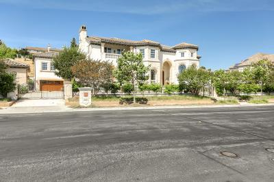 San Jose Single Family Home For Sale: 5471 Country Club Parkway