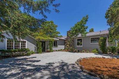 Single Family Home For Sale: 120 Hillside Drive
