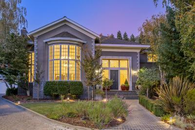 Los Gatos Single Family Home For Sale: 103 Forrester Court