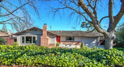 Mountain View Single Family Home For Sale: 2345 Sun Mor Avenue