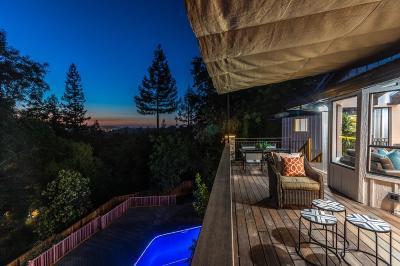 Walnut Creek Single Family Home For Sale: 81 Rudgear Drive