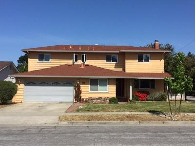 Cupertino Rental For Rent: 948 Fort Baker Drive