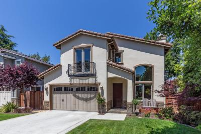 Los Gatos Single Family Home For Sale: 730 Cilker Court