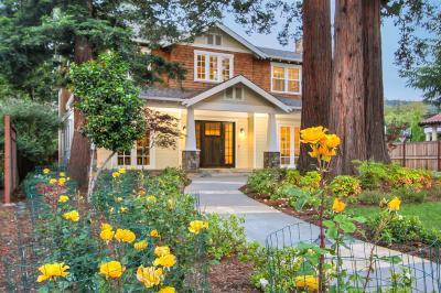 Los Gatos Single Family Home For Sale: 224 Bella Vista Avenue
