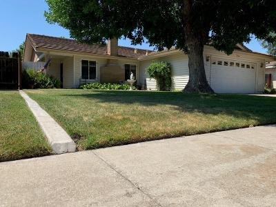 Manteca Single Family Home For Sale: 1148 Pepperwood Drive