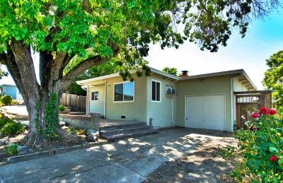 Concord Single Family Home For Sale: 2919 Avon Avenue