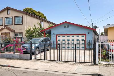 San Pablo Single Family Home For Sale: 1948 22nd Street