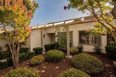 San Jose Condo/Townhouse For Sale: 5560 Cribari Circle