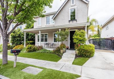 Pleasanton, Pleasanton Hills Single Family Home For Sale: 5825 Sterling Greens Circle