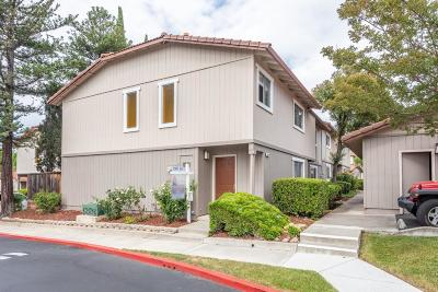 Pleasanton, Pleasanton Hills Condo/Townhouse For Sale: 533 Saint Thomas Way