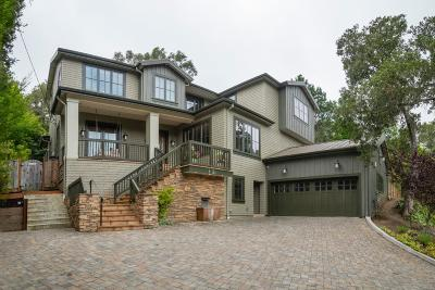 Burlingame Single Family Home For Sale: 2875 Canyon Road