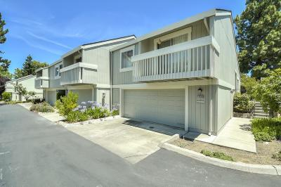 Cupertino Condo/Townhouse For Sale: 10866 Northridge Square