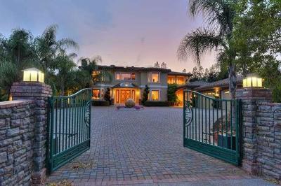Santa Clara County Single Family Home For Sale: 14535 Fruitvale Avenue
