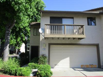 Gilroy Condo/Townhouse For Sale: 713 Gettysburg Way
