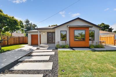 East Palo Alto Single Family Home For Sale: 1107 Gaillardia Way