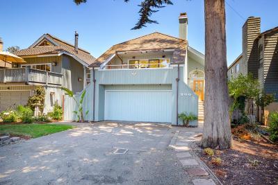 Santa Cruz Single Family Home For Sale: 260 19th Avenue