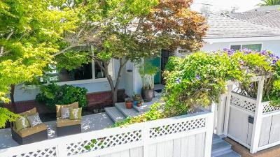 Santa Cruz Single Family Home For Sale: 226 Buena Vista Avenue