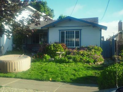 Hayward Single Family Home For Sale: 2543 Bradford Avenue