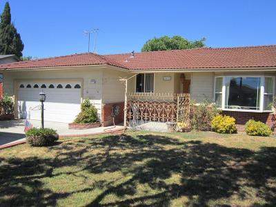 Union City Single Family Home For Sale: 2477 Cameron Drive