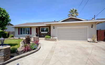 Dublin CA Single Family Home For Sale: $889,000