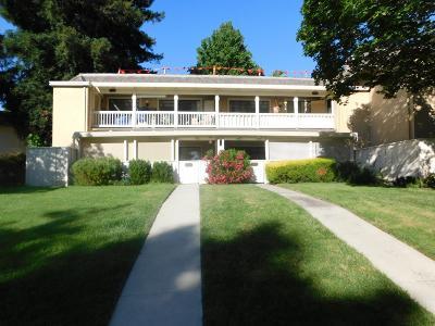 Santa Clara County Condo/Townhouse For Sale: 5388 Cribari Crest