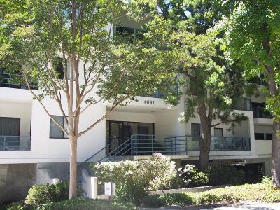 Santa Clara County Condo/Townhouse For Sale: 4691 Albany Circle #145