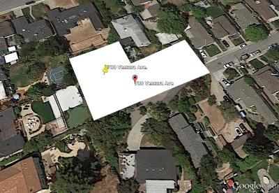 San Mateo Residential Lots & Land For Sale: 700 Ventura Avenue