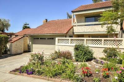 Santa Cruz Single Family Home For Sale: 1720 Escalona Drive