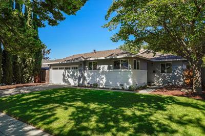 Santa Clara County Single Family Home For Sale: 4842 Kingdale Drive