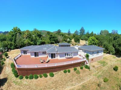 Santa Clara County Single Family Home For Sale: 21851 Via Regina