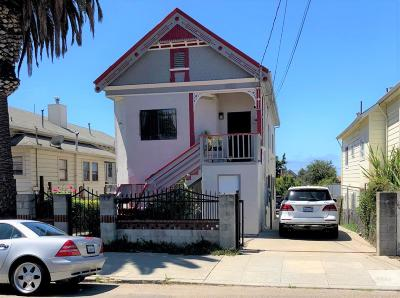 Oakland Multi Family Home For Sale: 2361 E 22nd Street