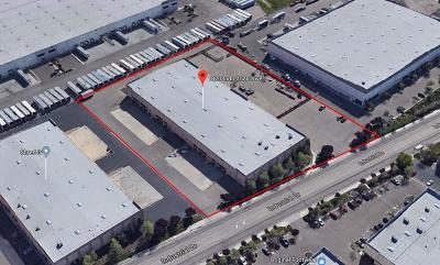 Stockton Commercial For Sale: 1820 Industrial Drive