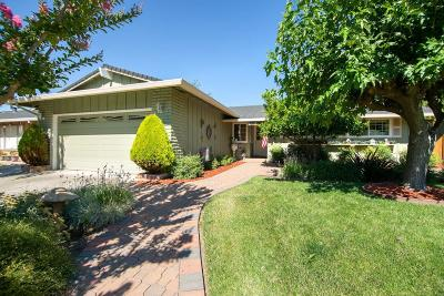 Gilroy Single Family Home For Sale: 8602 Ousley Drive