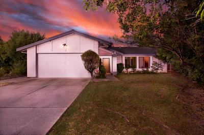 Single Family Home For Sale: 3238 Yellowleaf Court