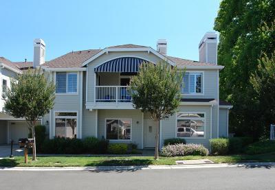 San Jose Condo/Townhouse For Sale: 7816 Prestwick Circle
