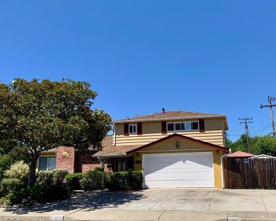 Santa Clara Single Family Home For Sale: 2895 Stevenson Street