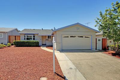 Milpitas Single Family Home For Sale: 1140 Park Heights Drive